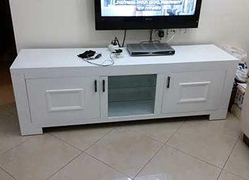 צביעת רהיטים בתנור